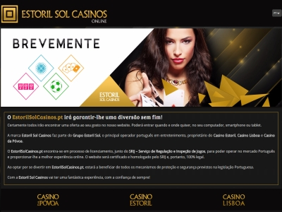 Apostas Desportivas Estoril Sol Casinos