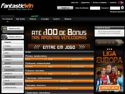 Site de apostas online em portugal